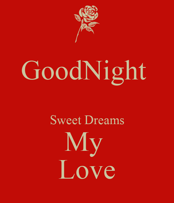 Goodnight My Sweet Love Giftsforsubs