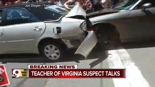 Charlottesville car attack suspect James Fields Jr. was 'very infatuated' with Nazis, former teacher...