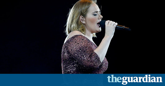 Goodbye? Adele 'may never tour again' after 15 months on the road | Music | The Guardian