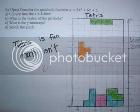 jawapan exam 13 [Gambar Lawak] Jawapan Exam Yang Lawak