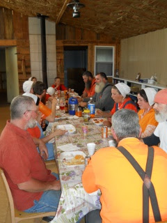 Mar 17, 2011 Protestant Orange Day More Eating the Meal