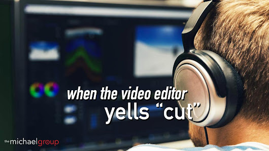 The Different Responsibilities of A Video Editor
