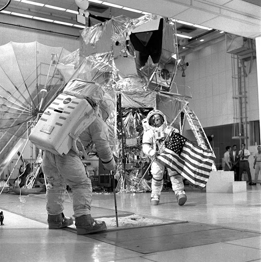 The Incredible Things NASA Did to Train Apollo Astronauts