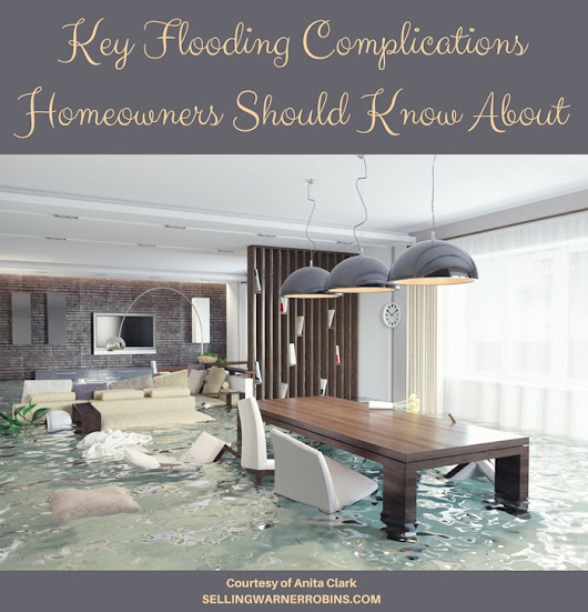 Flooding Issues Homeowners Should Be Aware Of