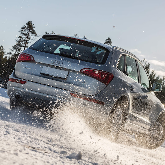 Why All-Wheel Drive Doesn't Matter as Much as You Think