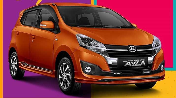 Ini Daftar Harga Varian New Daihatsu Ayla - Panduan ...