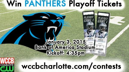 Panthers vs Cardinals Ticket Giveaway
