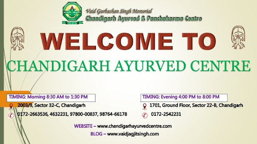 Ayurvedic Consultation by Chandigarh Ayurved Centre in Free Mega Heal…
