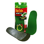 Spenco ThinSole 3/4 Length Orthotics, For Dress Shoes, Size: 10-11 / 11-12 - 1 Pair
