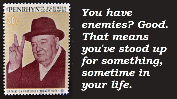 Winston Churchill's 10 Most Inspirational Quotes!   Google Groups