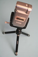Nokia N93 with Tripod
