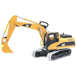 Bruder Construction Series CAT Excavator 1:16 Scale Vehicle