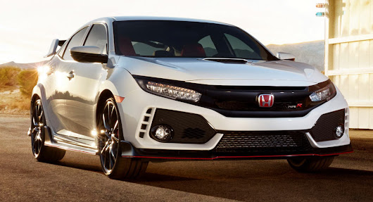 The 2017 Honda Civic Type R Unveiled and it is Coming to America! - The Fast Lane Car