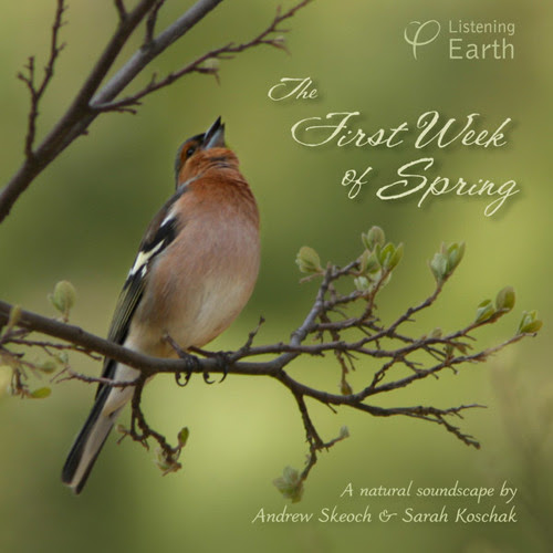 The First Week of Spring - Album Sample by Listening Earth