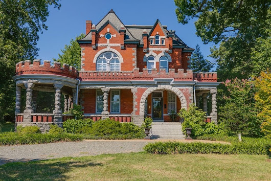 1898 Historic House For Sale In Henrico Virginia — Captivating Houses