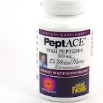PeptACE Peptides by Natural Factors 90 Capsules Pept ACE
