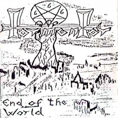 Tormentor - End of the World - [Pré Kreator]