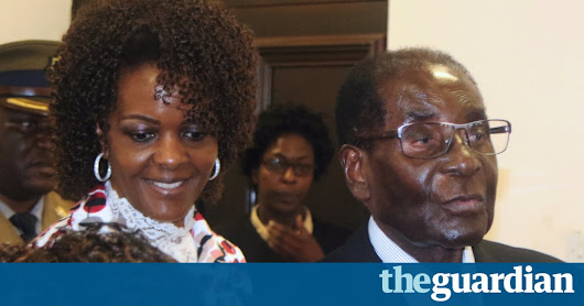 Robert Mugabe could contest election as corpse, says wife | World news | The Guardian