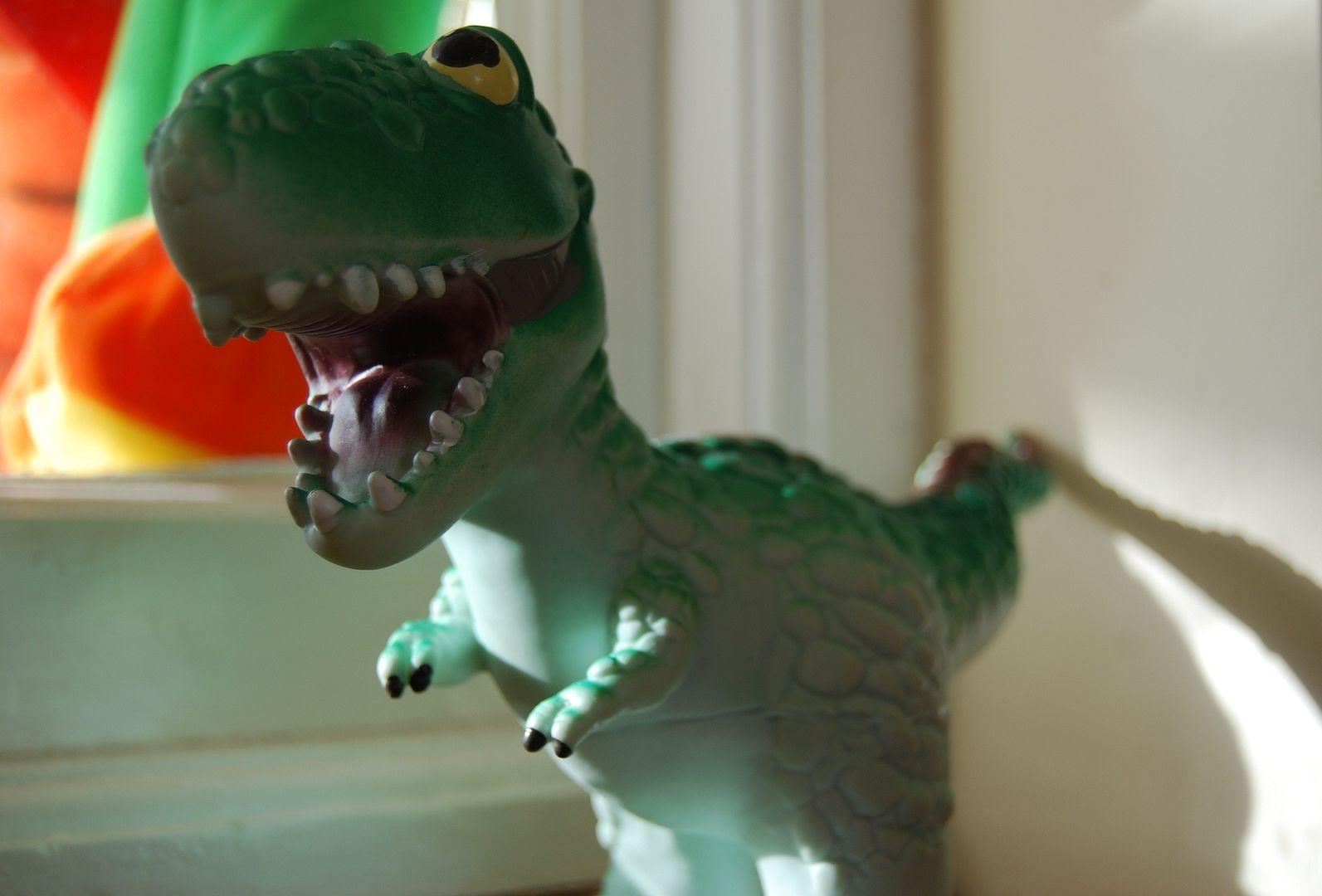 Xiaohu Tyrannosaurus Rex photo GreenDinosaur.jpg
