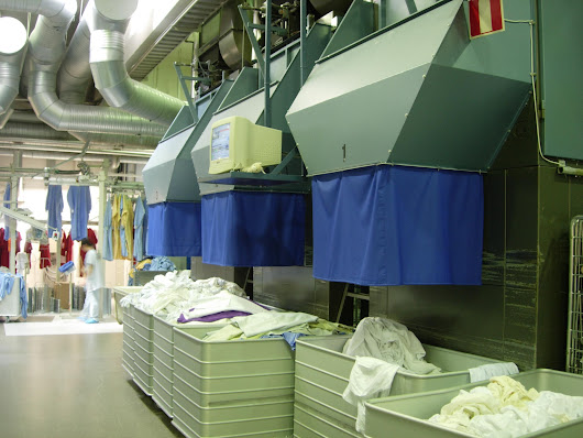 Linen Loss Solved by RFID Solution