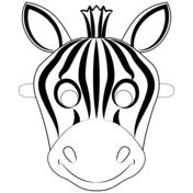 Dibujos De Cebras Para Colorear Páginas Para Imprimir Y Colorear