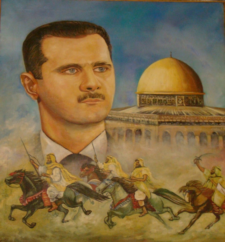 Testimony of General Ahmed Tlass on the Syrian Regime and the Repression