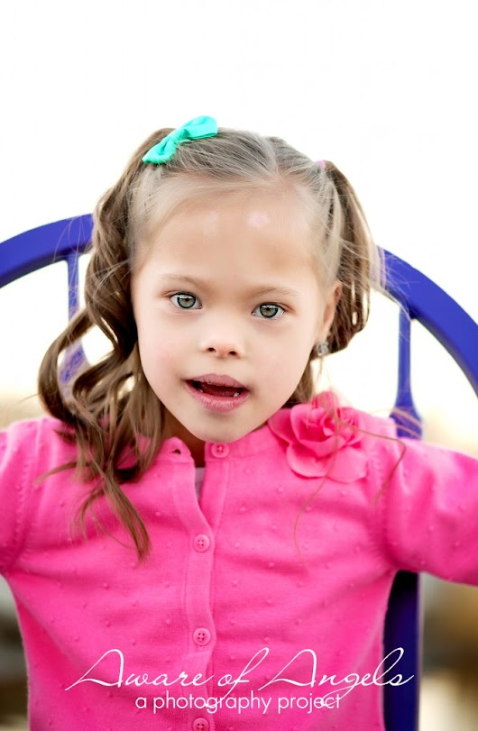 Jaymi-Down Syndrome - Aware of Angels