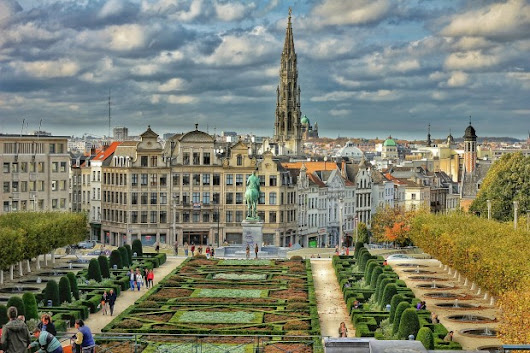 5 Ways to Explore the Art Scene in Brussels For Free | Wanderarti