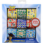 Disney Pixar Toy Story 4 Set of 9 Sticker Rolls