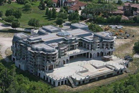 David Siegel - hiša na Floridi