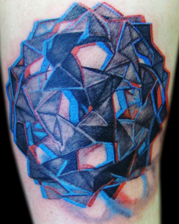 3 D Tattoo Tattoos