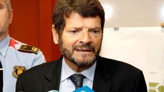 Albert Batlle, director general dels Mossos d'Esquadra