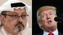 Trump Says He Doesn't 'Like' Jamal Khashoggi Disappearance, Won't Stop Saudi Arms Sales