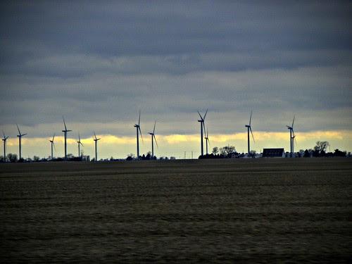 INDIANA Wind Turbine plant