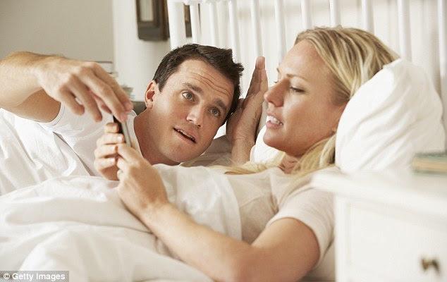 smartphone, nghiện, chuyện ấy, trên giường, trẻ tuổi, cặp đôi