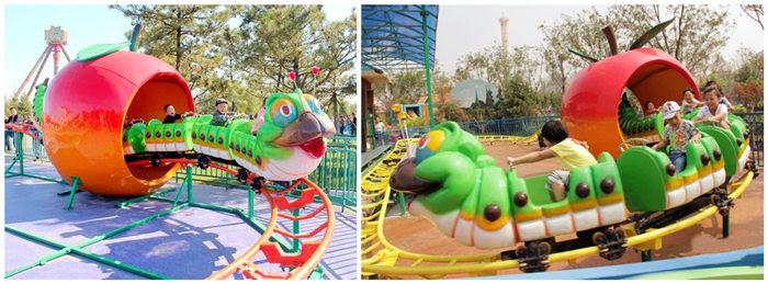 Image result for kiddie roller coaster