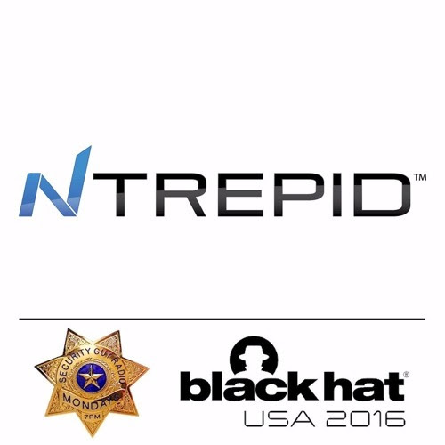 [251] Ntrepid with Lance Cottrell at #BlackHat2016 by Security Guy Radio