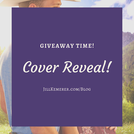 Cover Reveal and Giveaway! - Jill Kemerer | Bestselling Author