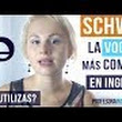 La vocal Schwa
