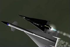 X-15 Delta XB-70 Launch
