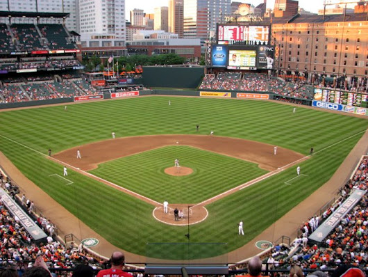 Oriole Park at Camden Yards » Official BPG Review & Photos  (Baltimore Orioles)