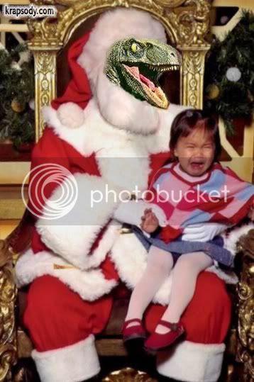 Raptor Santa