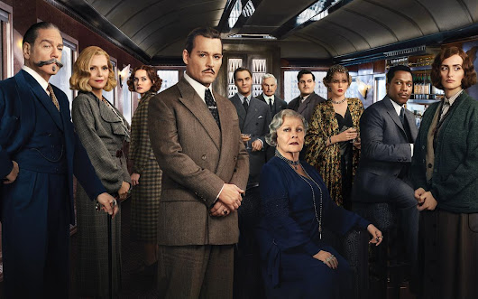 Murder on the Orient Express from Kenneth Branagh