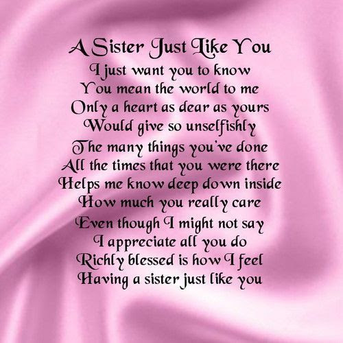 A Sister Just Like You Pictures Photos And Images For Facebook