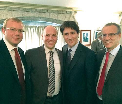 Canada Ukraine fascism military Nazi police war politics