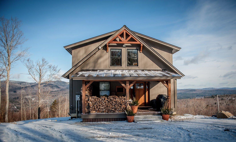 Mountain Homes Yankee Barn Homes