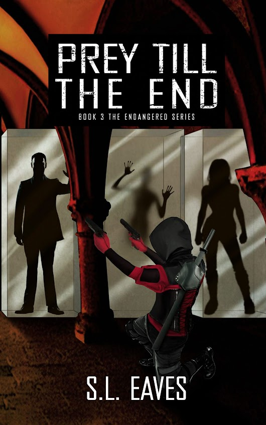 Book Review – Prey Till The End by S.L. Eaves