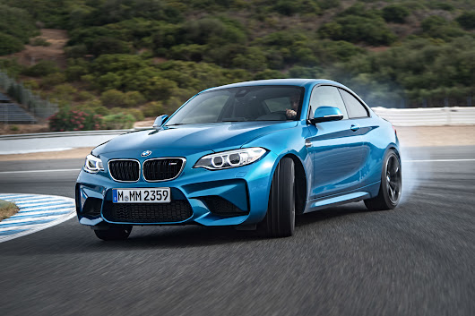 The all-new BMW M2 is a compact 365 hp sports car for daily use • CF Blog