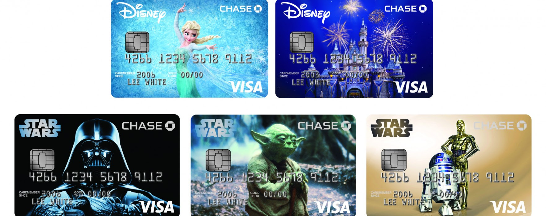 Chase to Offer New Star Wars Disney Visa Credit Card ...