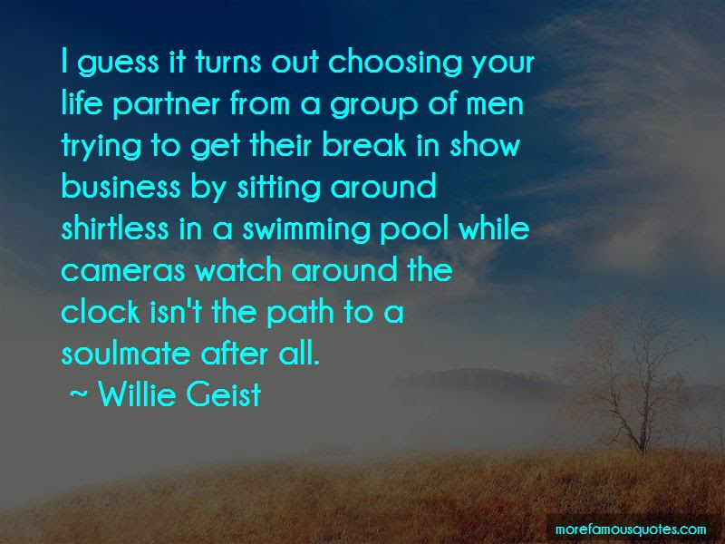Quotes About Your Life Partner Top 39 Your Life Partner Quotes From